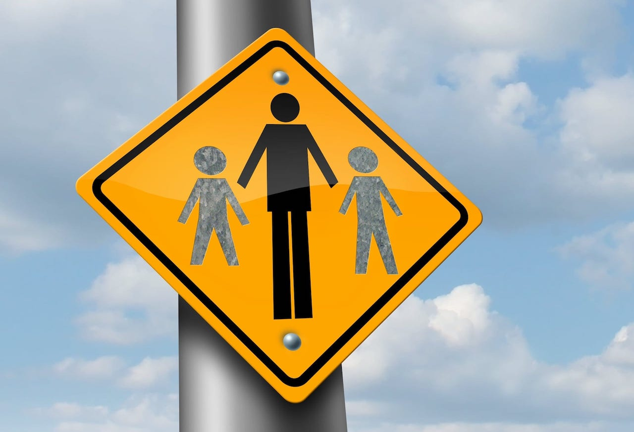 Child Custody Sign